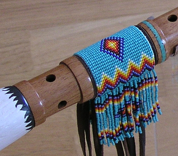 Native American style Spirit Ended Flutes